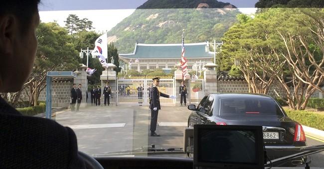 Bye-bye Blue House as S. Korean leader shuns imperial home