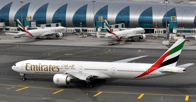 Emirates airline posts 82.5 pct loss in 2016-17