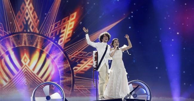 Eurovision: Pop, politics and a dancing ape _ but no Russia
