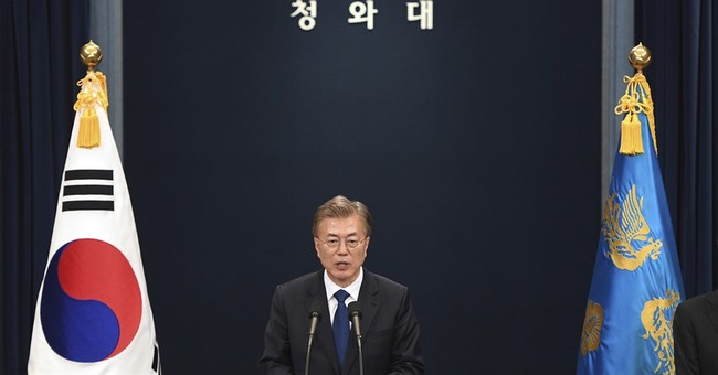S. Korea's Moon to send delegation to China amid frayed ties