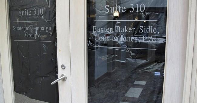 FBI raids Maryland GOP consultant over 2013 Virginia race