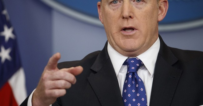 Spicer refuses to say whether Trump is secretly recording people