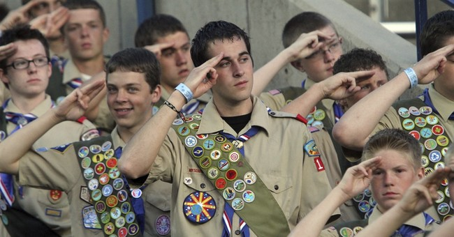 Mormon church severs some of its ties to the Boy Scouts.