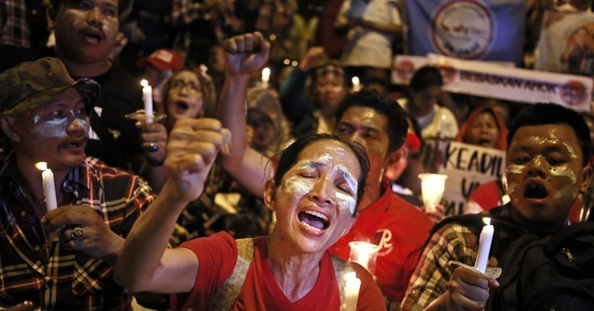 Vigils held for Christian politician imprisoned in Indonesia