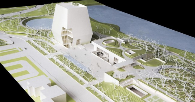 Obama Library Center won't follow National Archive model