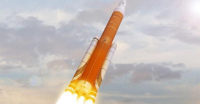 NASA nixes crew for test flight of new megarocket in 2019