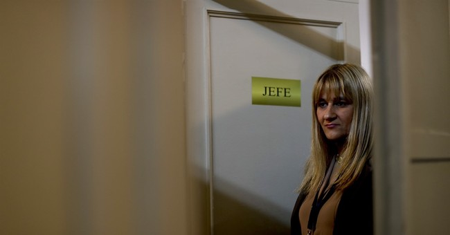 Argentina's first transgender police chief on duty