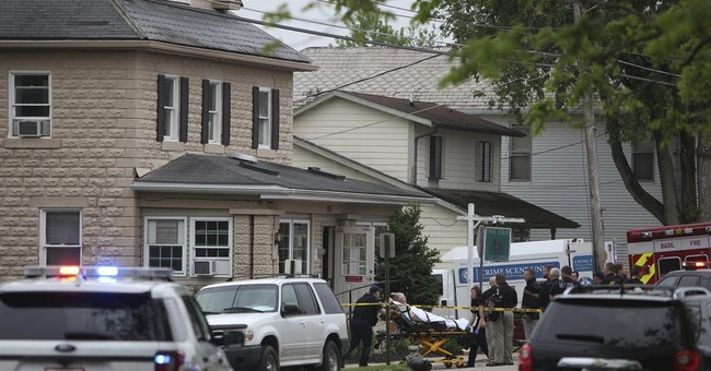 The Latest: 2 cars, house, searched after Ohio shootings