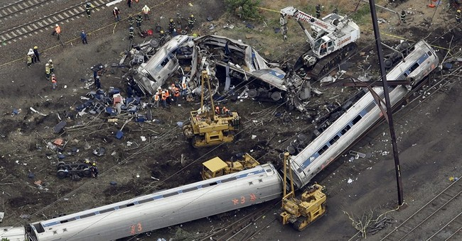 The Latest: Engineer charged in deadly Amtrak crash