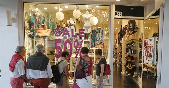 US retail sales rebounded in April after sluggish winter