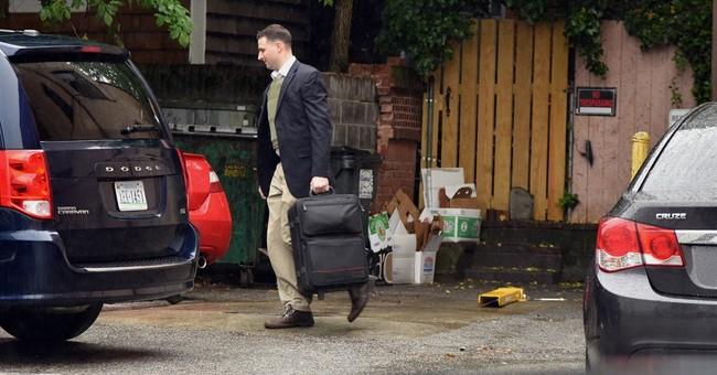 FBI raids GOP consultant over 2013 Virginia governor's race