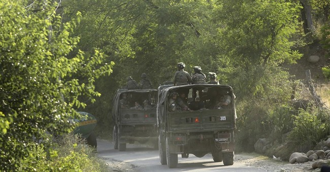 India, Pakistan army trade fire in Kashmir; 2 civilians dead