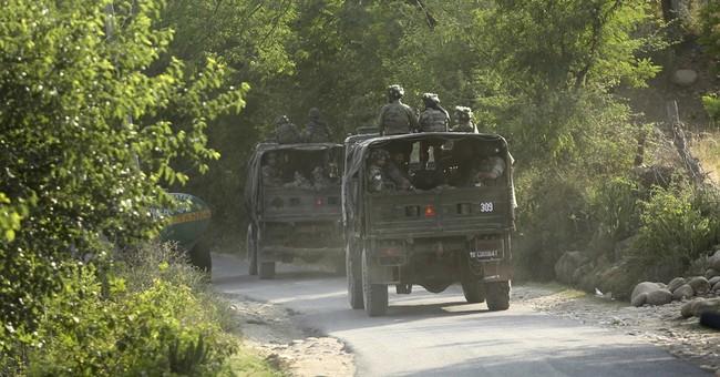 India, Pakistan army trade fire in Kashmir; 2 civilians dead