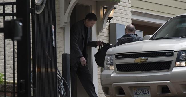 The Latest: Bush security adviser interviews for FBI job