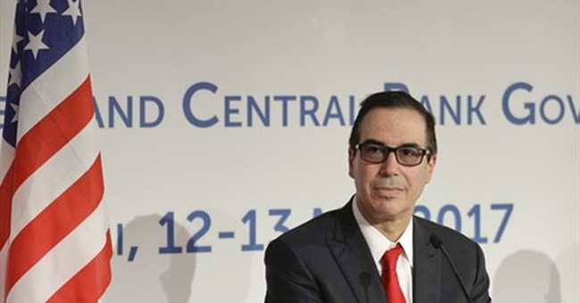 Mnuchin: US partners more comfortable with Trump on trade