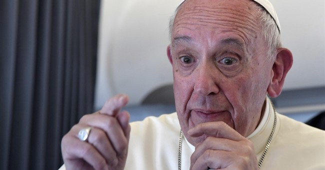 Pope acknowledges 2,000-case backlog in sex abuse cases