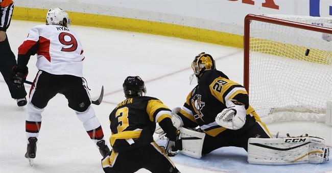 Energized Ducks even Western finals, beat Predators 5-3