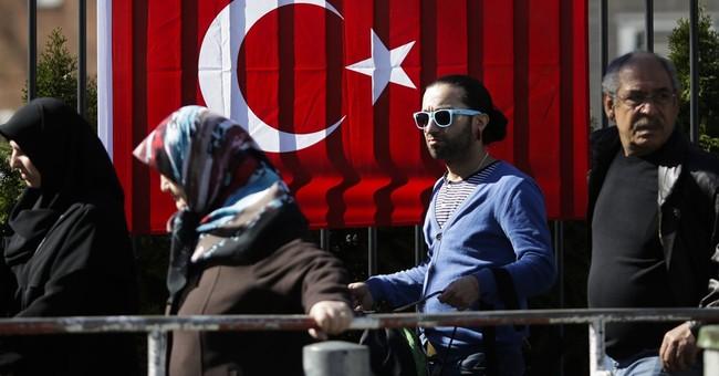 High Turkish support for Erdogan in EU worries Europeans