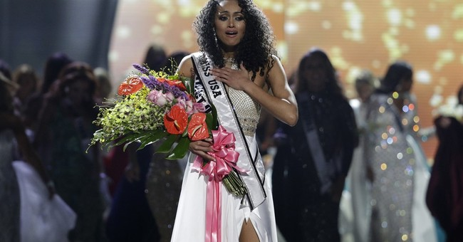 Miss District of Columbia crowned as Miss USA
