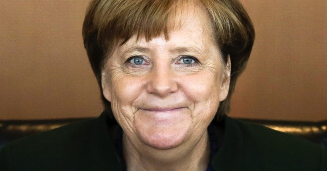 CDU wins over SPD's stronghold of North Rhine-Westphalia