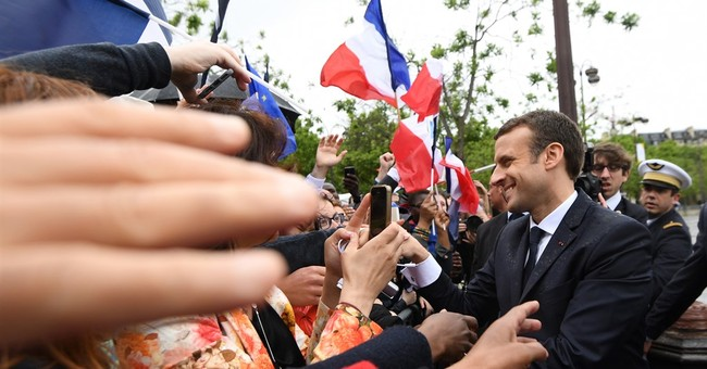 Extremism, jobs, Europe _ challenges facing France's Macron