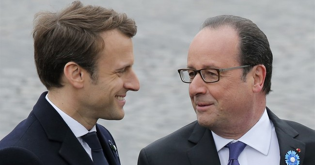 France's unpopular Hollande leaves power after 5 hard years