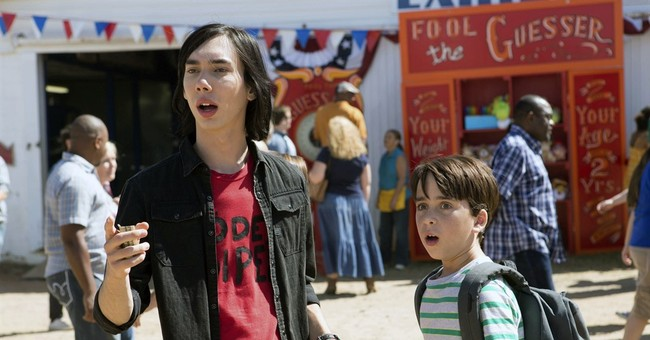 Review: Charmless 'Wimpy Kid 4' is a long, gross haul