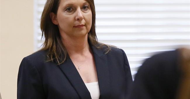 Oklahoma officer says she recalled training as she shot man