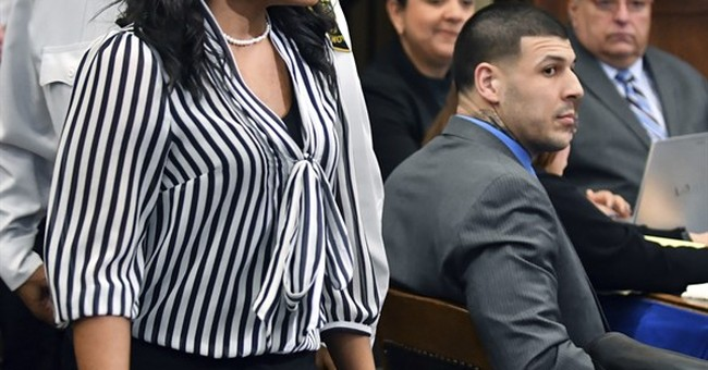 Aaron Hernandez's fiancee: I don't think death was a suicide