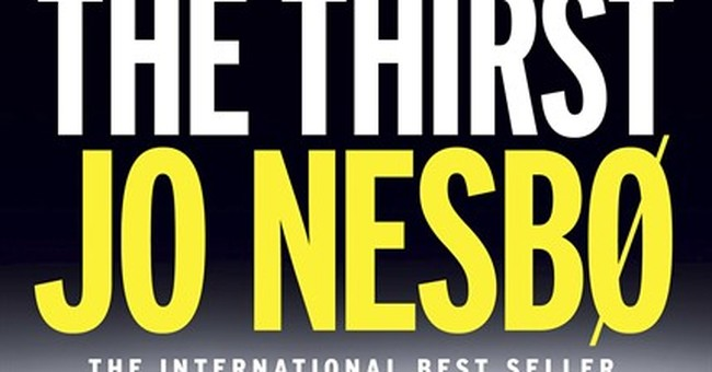 Crime thriller by Jo Nesbo keeps readers guessing