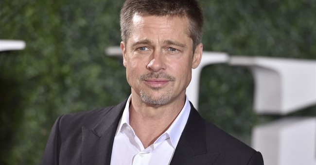 Highlights from AP interview with Brad Pitt