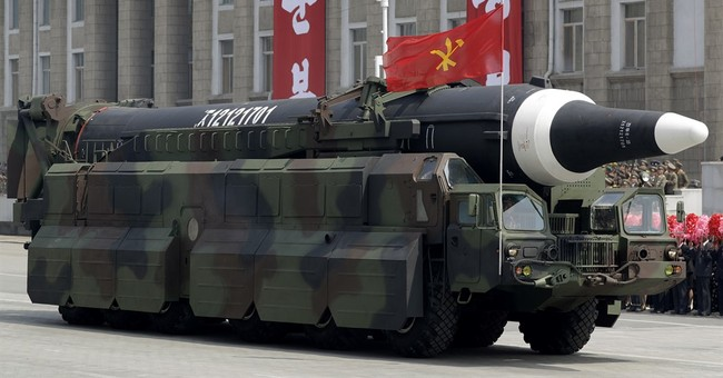 The Latest: Putin condemns North Korea missile test