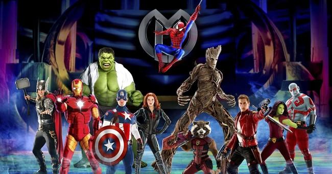 Marvel Universe LIVE!: Superheroes save the day in new show
