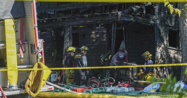 Couple, 5 kids, family dog die in house fire; cause unknown