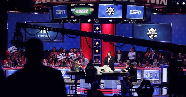 World Series of Poker final table to be played in July