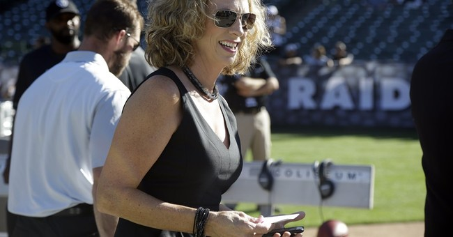 ESPN's Mowins set to be 1st woman to call NFL game since '87