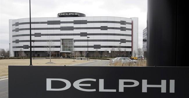 Delphi joins BMW-Intel-Mobileye autonomous car partnership