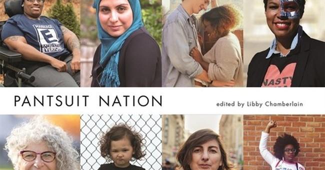'Pantsuit Nation' book seeks to tap energy of Facebook group