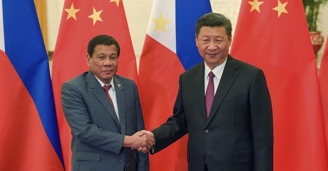 Philippines, China vow closer ties, management of disputes