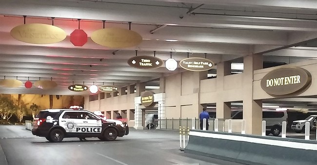 The Latest: Las Vegas police used neck hold 51 times in 2016