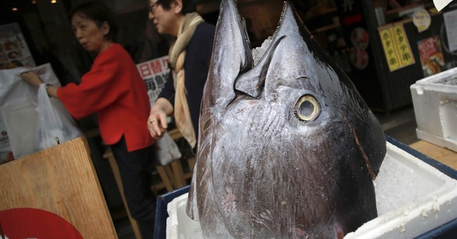 Feds and Walmart allege canned tuna prices fixed