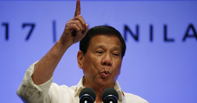'This is a democracy': Int'l court may be next for Duterte