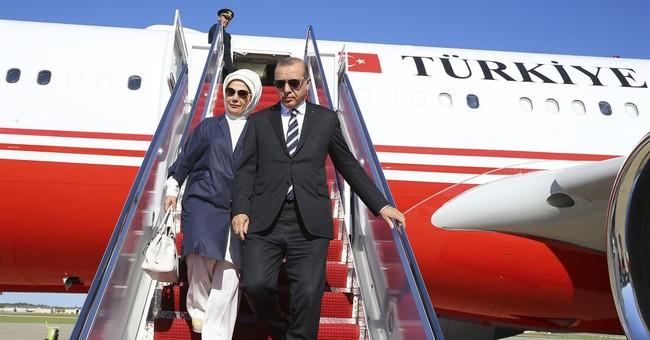 Turkish opposition urges Trump to prod Erdogan on rights