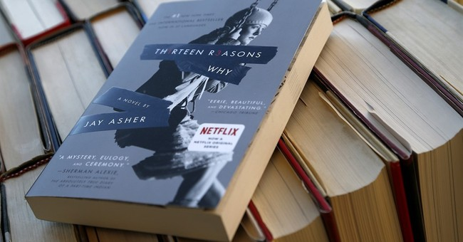 School district pulls suicide book 'Thirteen Reasons Why'