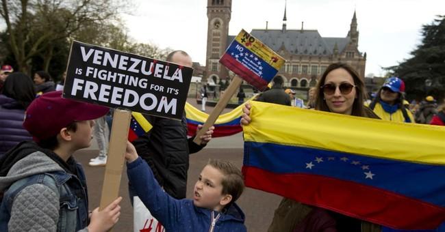 Venezuela leader: Officials treated like Jews under Nazis