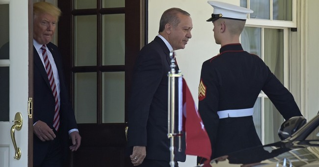 Erdogan: Turkey will not take part in Raqqa offensive