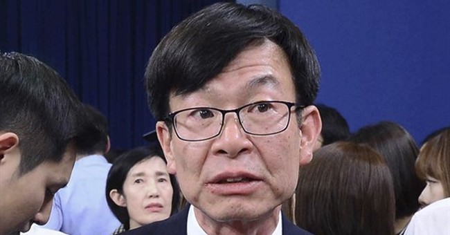South Korea names 'chaebol sniper' as antitrust chief