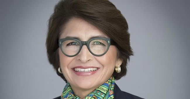 Girl Scouts name new CEO: a Brownie turned rocket scientist