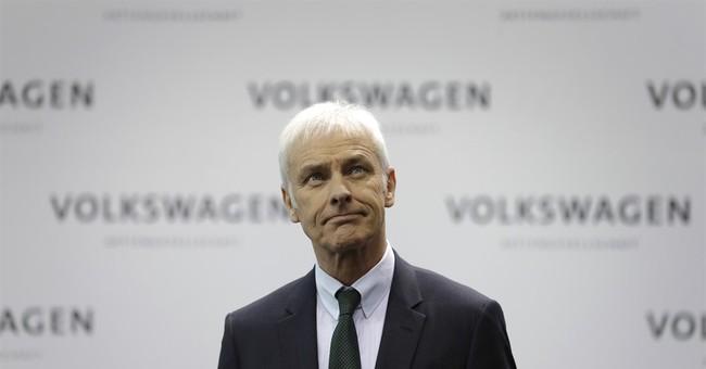 German prosecutors investigating VW's Mueller over scandal