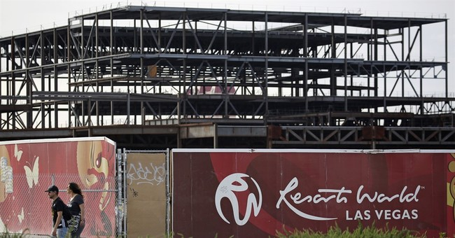 New Las Vegas casino-resort pushes opening date to 2020